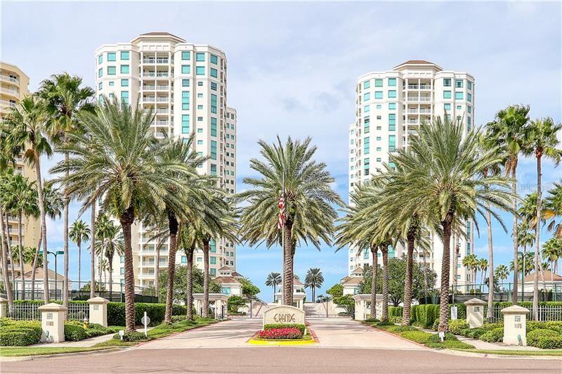 1170 GULF BOULEVARD #706, Clearwater, FL 33767 - #: U8104599