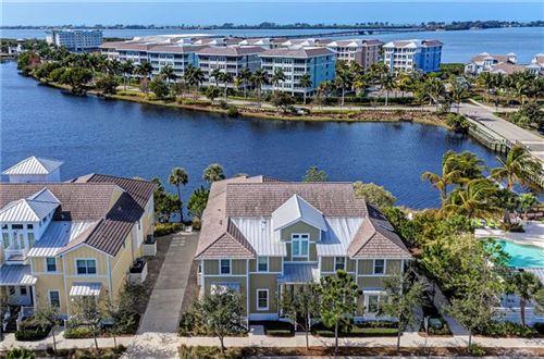 Photo of 336 SAPPHIRE LAKE DR #201, BRADENTON, FL 34209 (MLS # A4458600)