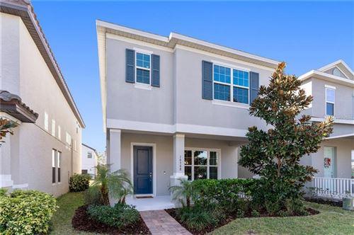 Photo of 14548 GOLDEN HARBOR LANE, WINTER GARDEN, FL 34787 (MLS # O5915600)