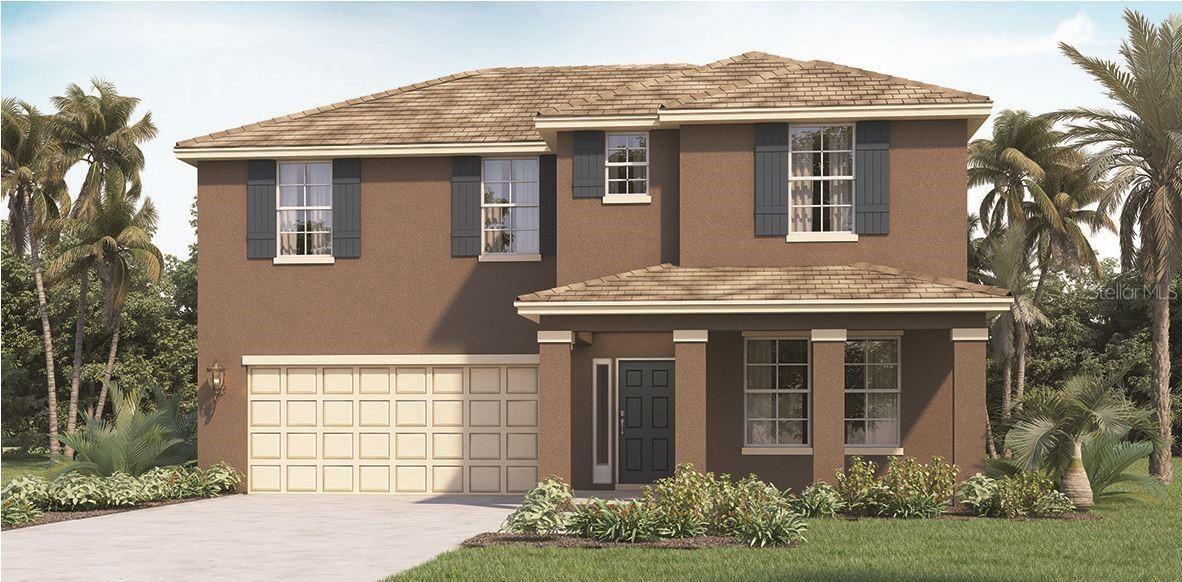 9665 BLACK WALNUT DRIVE, Groveland, FL 34736 - #: O5968600