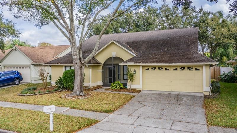 9539 PEBBLE GLEN AVENUE, Tampa, FL 33647 - MLS#: T3225600