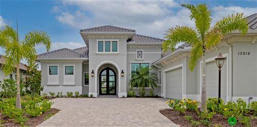 Photo of 15918 KENDLESHIRE TERRACE, BRADENTON, FL 34202 (MLS # A4500601)