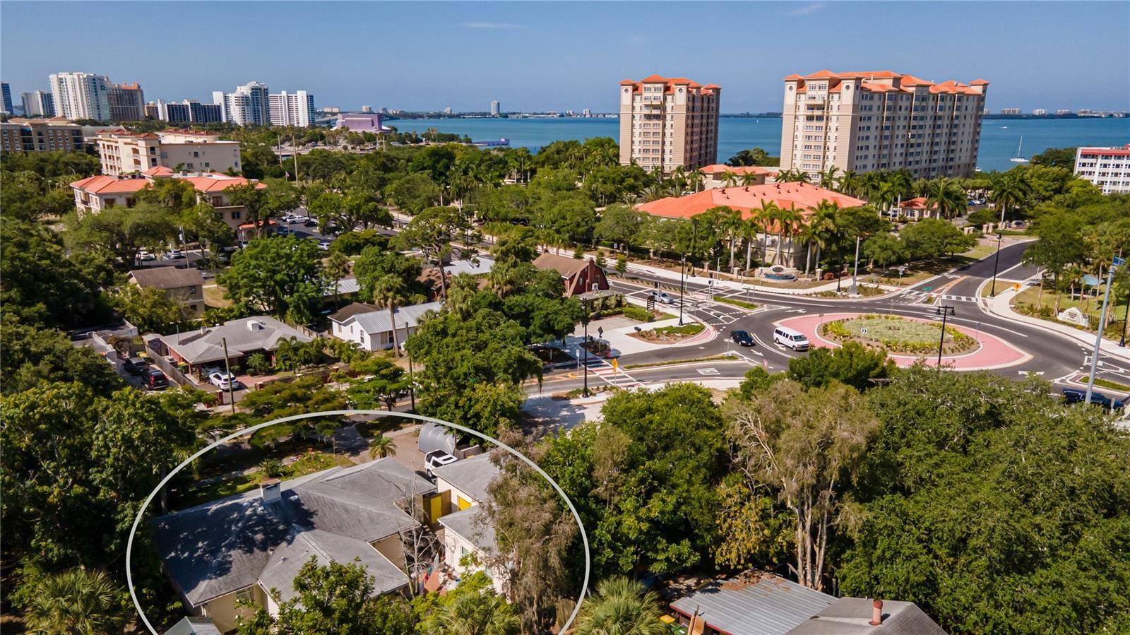 Photo of 1233 14TH STREET, SARASOTA, FL 34236 (MLS # A4503601)