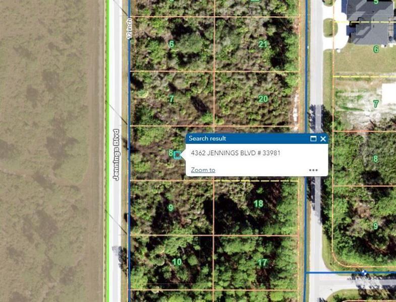 Photo of 4362 JENNINGS BOULEVARD, PORT CHARLOTTE, FL 33981 (MLS # D6113602)