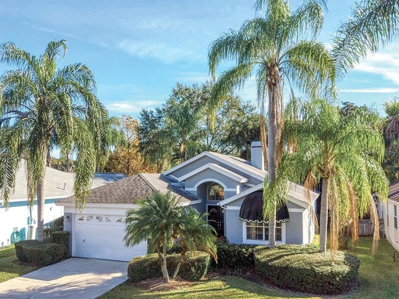 1310 COUNTRY TRAILS DRIVE, Safety Harbor, FL 34695 - MLS#: U8070603