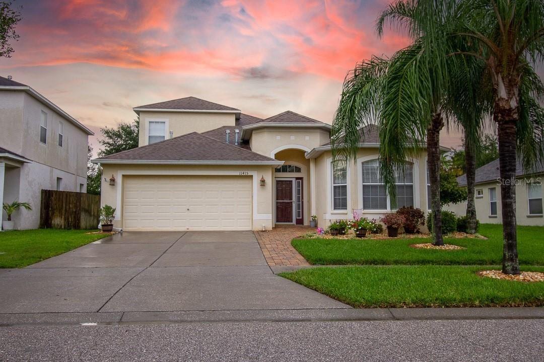11415 WESTON COURSE LOOP, Riverview, FL 33579 - #: T3328604