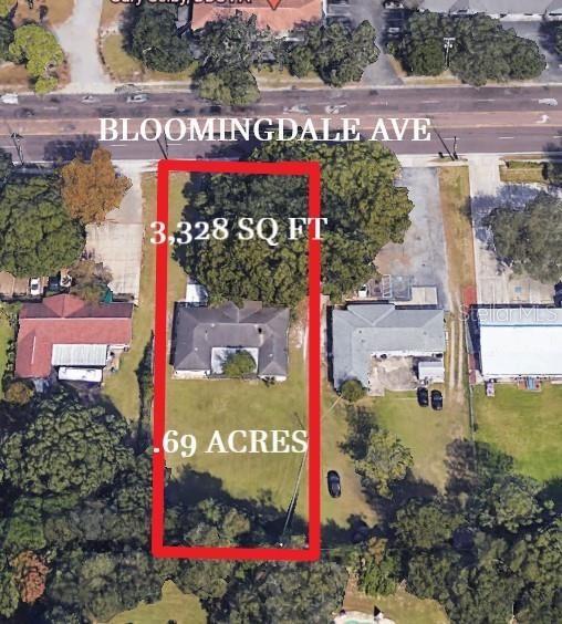 601 W BLOOMINGDALE AVENUE, Brandon, FL 33511 - #: T3280605