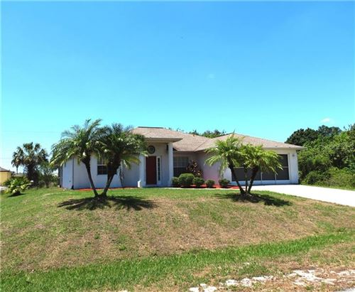 Photo of 1751 LOGSDON STREET, NORTH PORT, FL 34287 (MLS # A4463606)