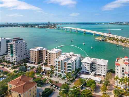 Photo of 188 GOLDEN GATE POINT #401, SARASOTA, FL 34236 (MLS # A4491606)