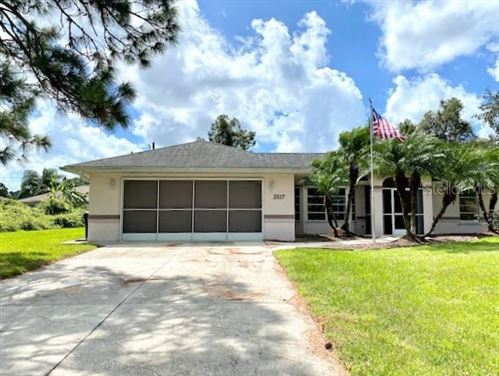 Photo of 2817 TUSKET AVENUE, NORTH PORT, FL 34286 (MLS # C7433607)