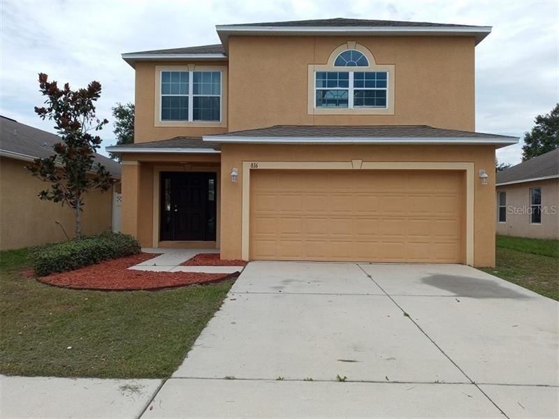 816 BRENTON LEAF DRIVE, Ruskin, FL 33570 - MLS#: O5877607