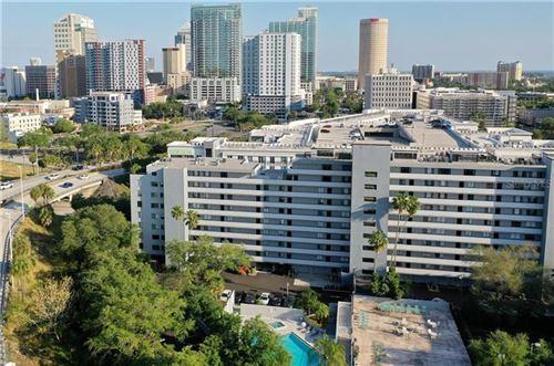 Photo of 201 W LAUREL STREET #210, TAMPA, FL 33602 (MLS # U8119608)