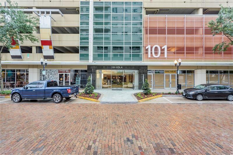 101 S EOLA DRIVE #821, Orlando, FL 32801 - #: O5936608