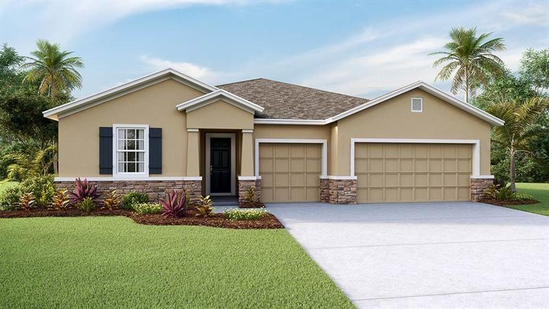 1163 BERING ROAD, Wesley Chapel, FL 33543 - MLS#: T3297608