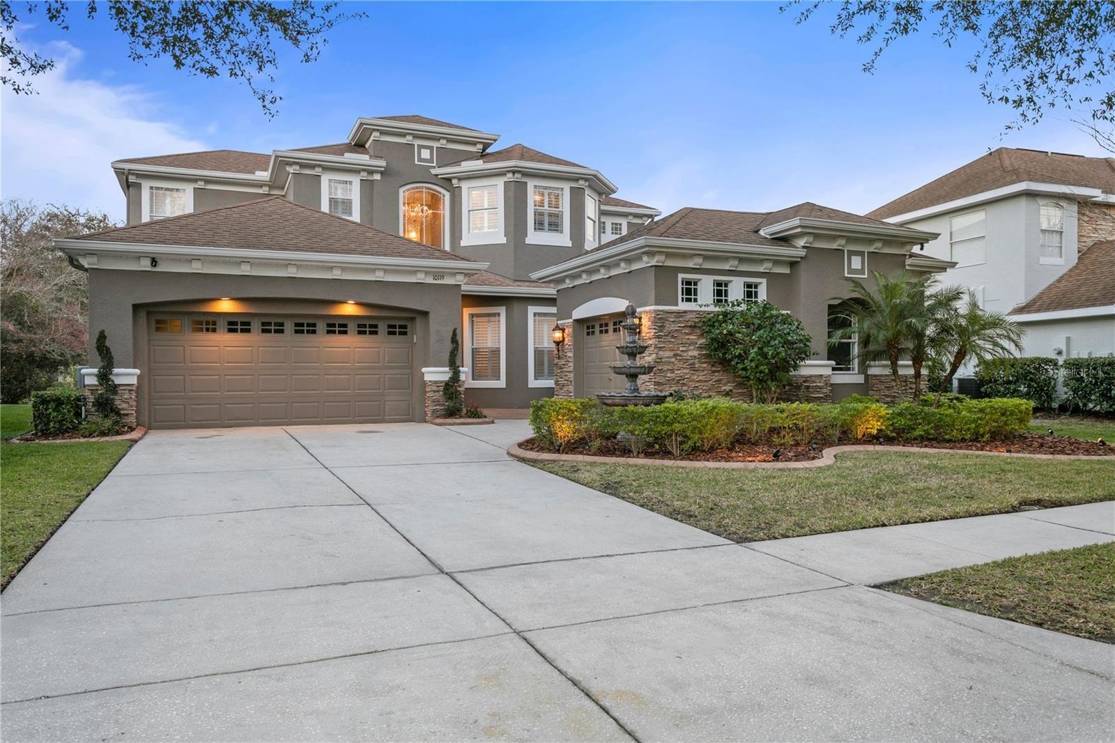 10119 DEERCLIFF DRIVE, Tampa, FL 33647 - #: T3313609