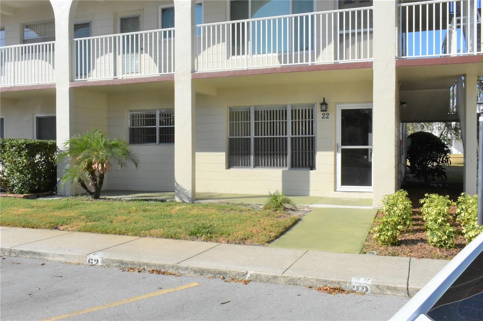 2434 AUSTRALIA WAY E #22, Clearwater, FL 33763 - MLS#: U8124609