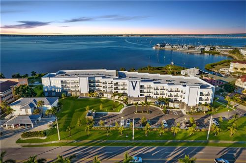 Photo of 1425 PARK BEACH CIRCLE #1210, PUNTA GORDA, FL 33950 (MLS # C7445610)