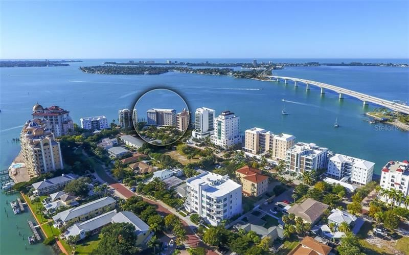 Photo of 350 GOLDEN GATE POINT #61, SARASOTA, FL 34236 (MLS # A4487610)