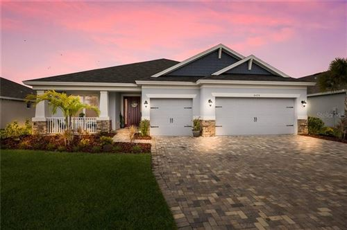 Photo of 6424 DEVESTA LOOP, PALMETTO, FL 34221 (MLS # A4483611)