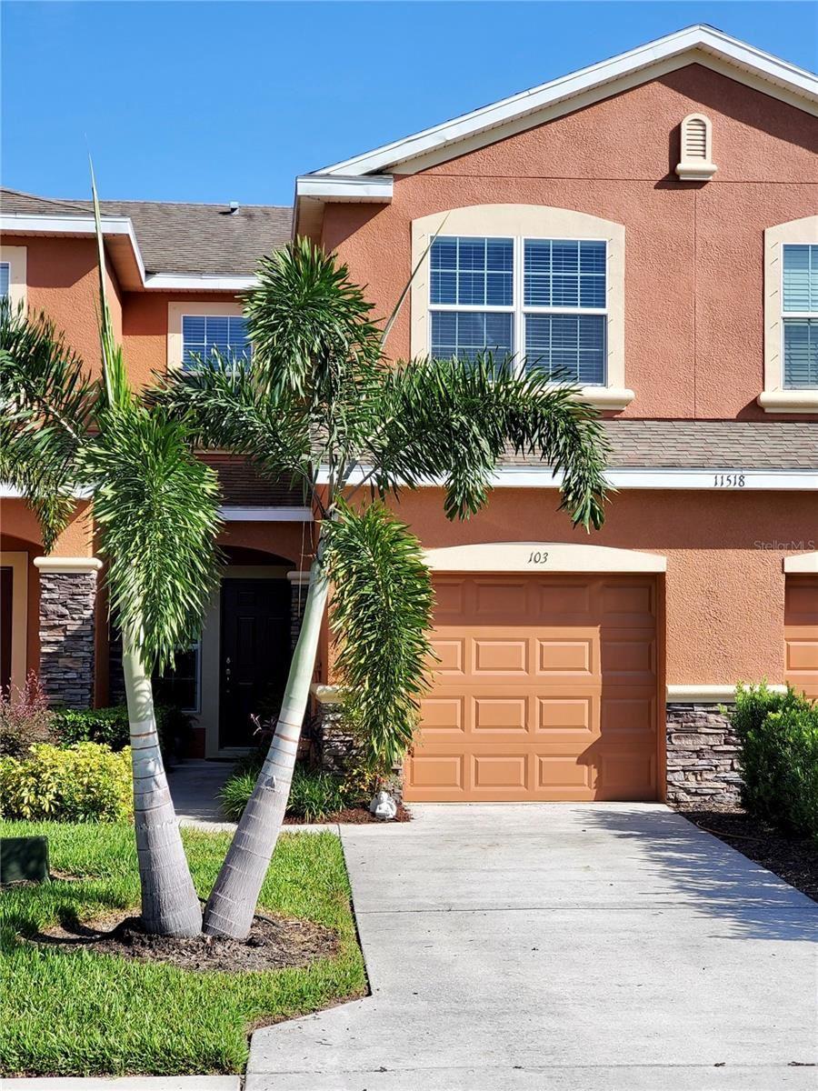 11518 84TH STREET CIRCLE E #103, Parrish, FL 34219 - #: N6117612