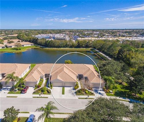 Photo of 4138 CASCADE FALLS DRIVE, SARASOTA, FL 34243 (MLS # A4459613)