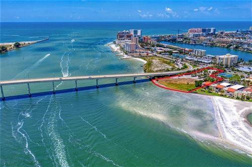 Photo of 551 GULF BOULEVARD, CLEARWATER BEACH, FL 33767 (MLS # U8091613)