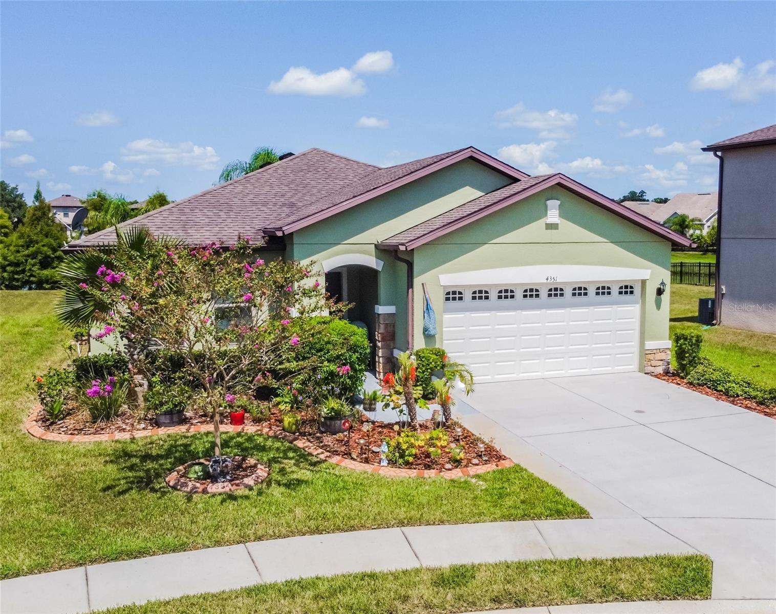 4351 O ROURKE COURT, Wesley Chapel, FL 33543 - MLS#: T3320613