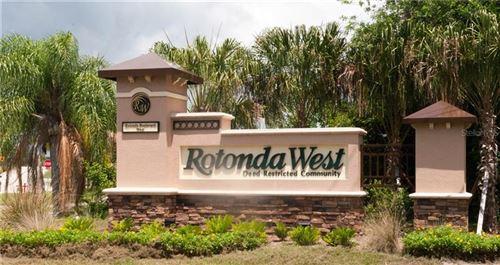 Photo of 4 FAIRWAY ROAD, ROTONDA WEST, FL 33947 (MLS # D5920614)