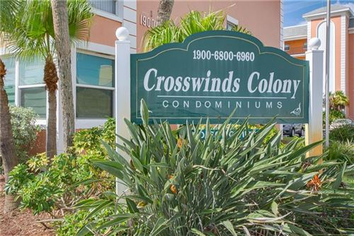 Photo of 1900 68TH STREET N #207, ST PETERSBURG, FL 33710 (MLS # U8101614)
