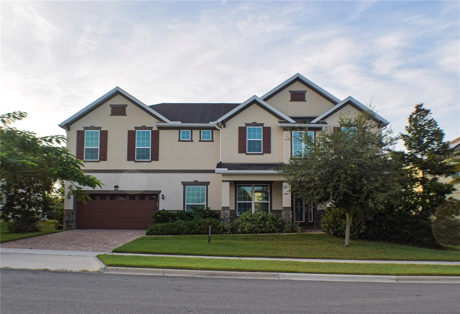 17985 GOURD NECK LOOP, Winter Garden, FL 34787 - MLS#: O5974617