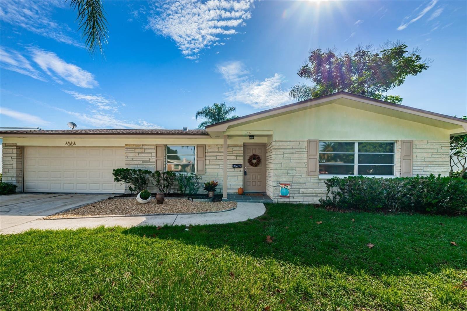 1851 STETSON DRIVE, Clearwater, FL 33765 - #: U8136617