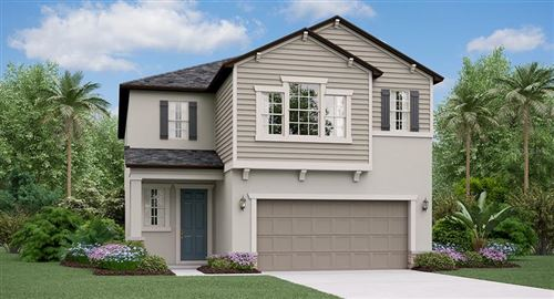 Photo of 4077 CADENCE LOOP, LAND O LAKES, FL 34638 (MLS # T3229618)