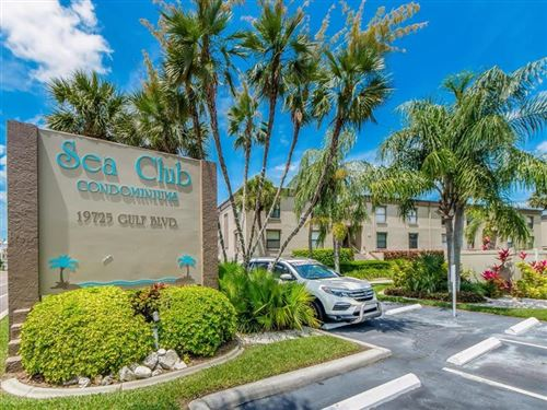 Main image for 19725 GULF BOULEVARD #20, INDIAN SHORES,FL33785. Photo 1 of 63