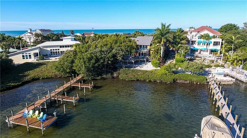 Photo of 140 N CASEY KEY ROAD, OSPREY, FL 34229 (MLS # T3228618)