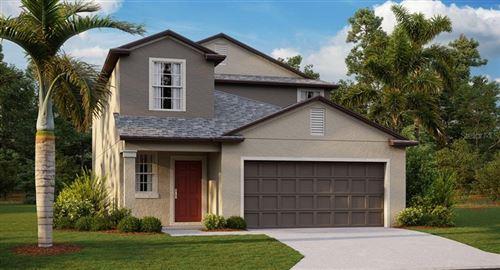 Photo of 13352 WILLOW BLUESTAR LOOP, RIVERVIEW, FL 33579 (MLS # T3286620)