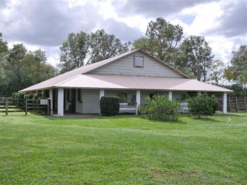 Photo of 3930 NW 110TH AVENUE, OCALA, FL 34482 (MLS # OM610621)