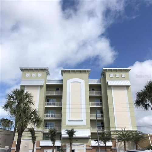 Photo of 706 BAYWAY BOULEVARD #502, CLEARWATER BEACH, FL 33767 (MLS # U8111621)