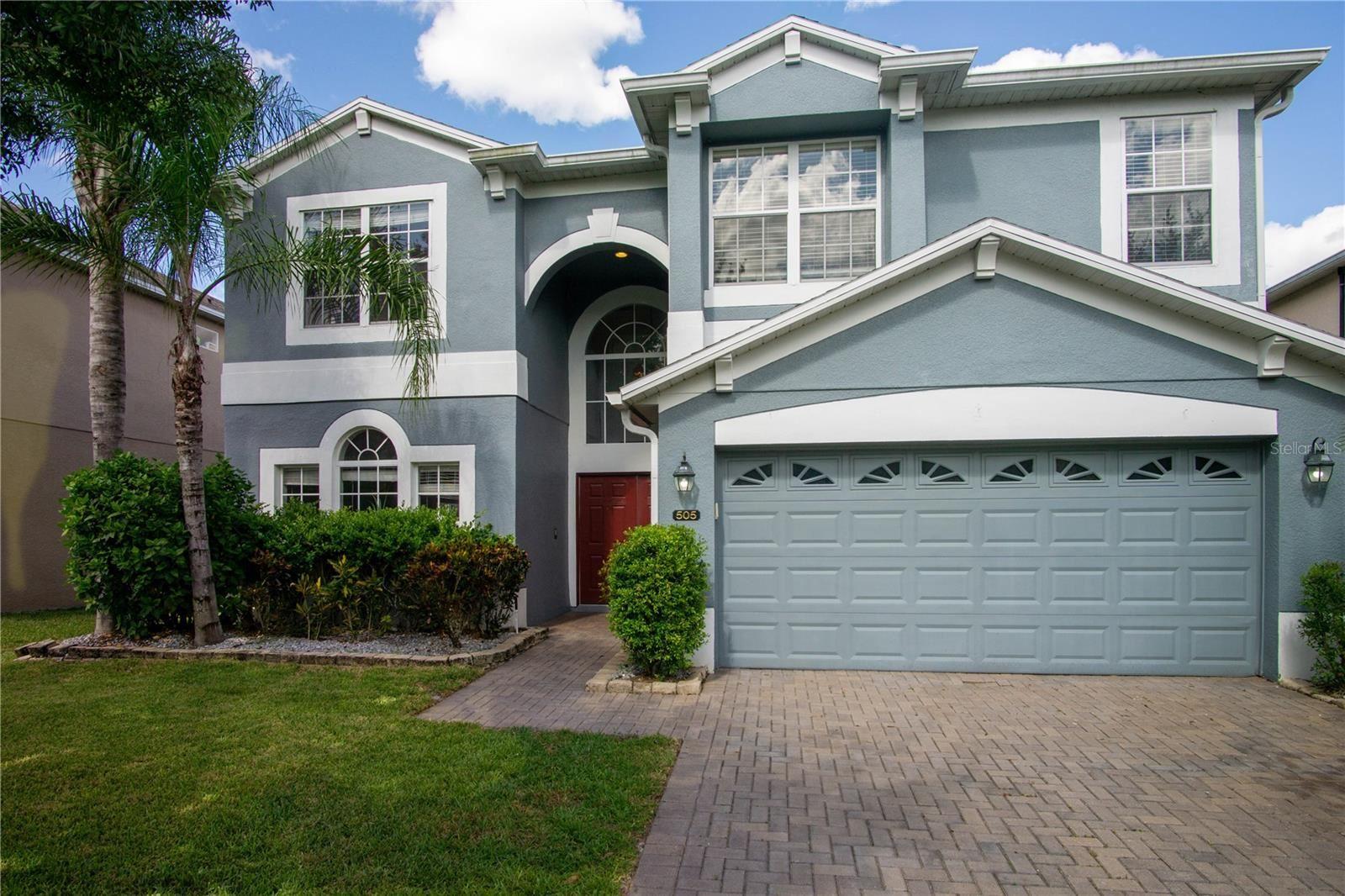 505 CORTONA DRIVE, Orlando, FL 32828 - #: O5981621
