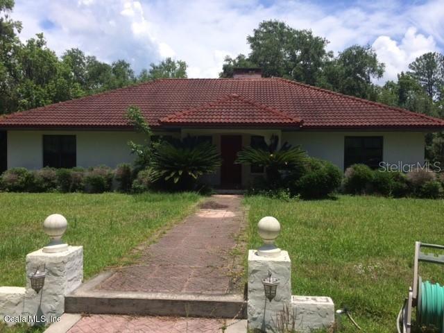17714 Veterans WAY, Micanopy, FL 32667 - #: OM540621