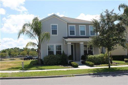 Photo of 4113 BLUE MAJOR DRIVE, WINDERMERE, FL 34786 (MLS # O5865623)