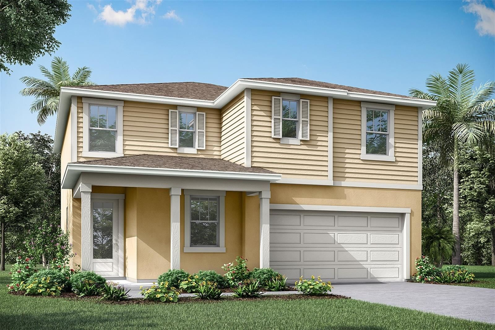 2984 AMBERSWEET PLACE #Lot 579, Clermont, FL 34711 - #: O5964623