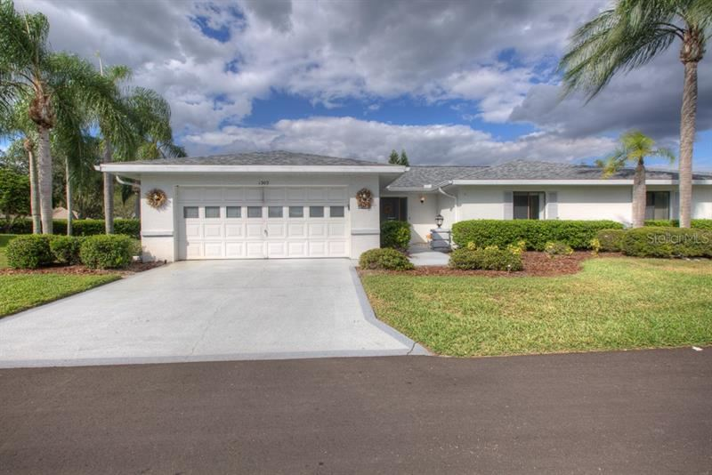 1302 LELAND DRIVE #9, Sun City Center, FL 33573 - #: T3272623