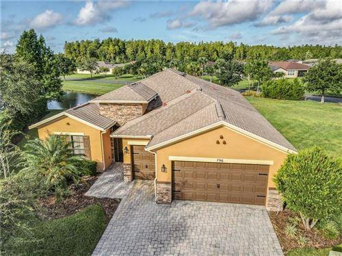 Photo of 796 CARMEL LANE, KISSIMMEE, FL 34759 (MLS # S5037624)