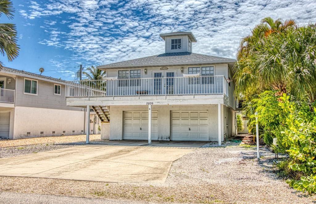 Photo of 2806 AVENUE C, HOLMES BEACH, FL 34217 (MLS # A4510624)