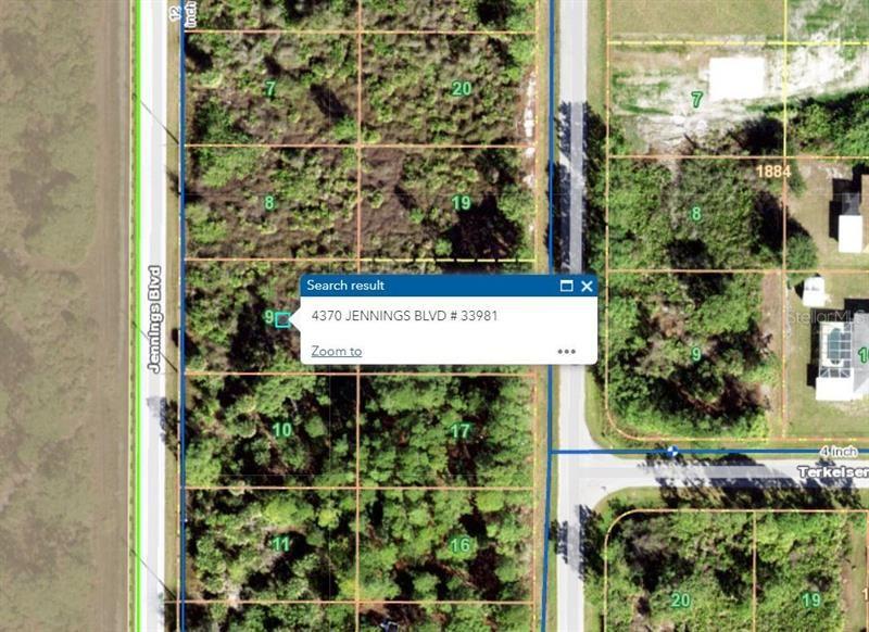Photo of 4370 JENNINGS BOULEVARD, PORT CHARLOTTE, FL 33981 (MLS # D6113624)