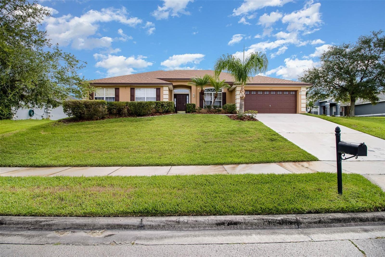 627 HEARTHGLEN BOULEVARD, Winter Garden, FL 34787 - #: O5952624