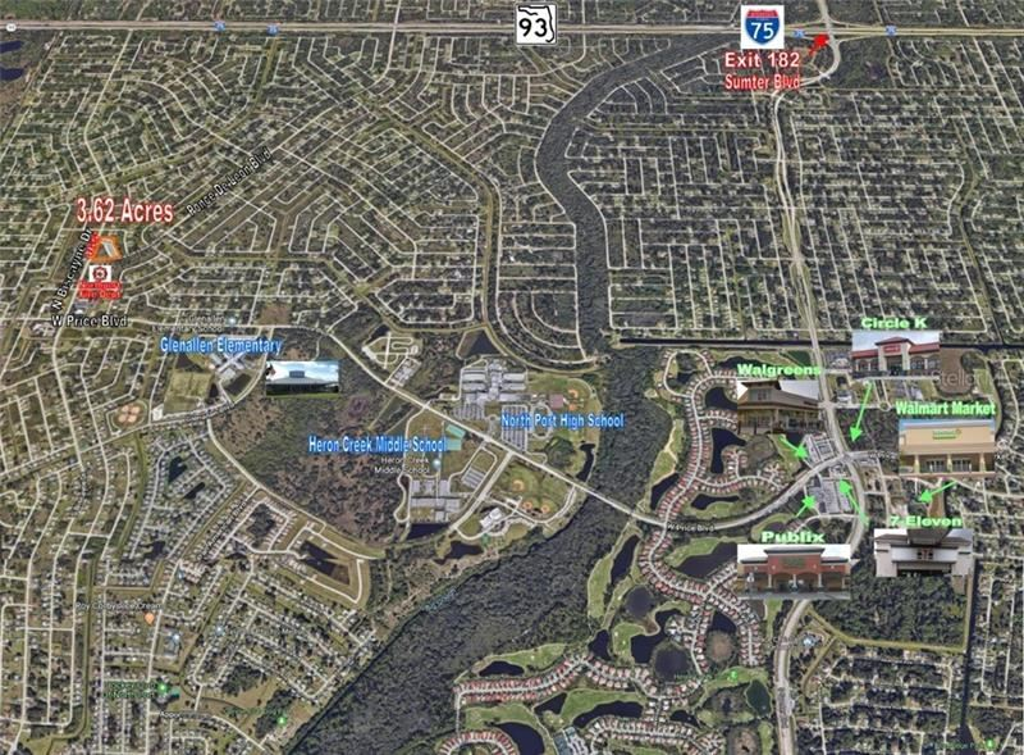 Photo of 1200 N BISCAYNE DRIVE, NORTH PORT, FL 34291 (MLS # T3194624)