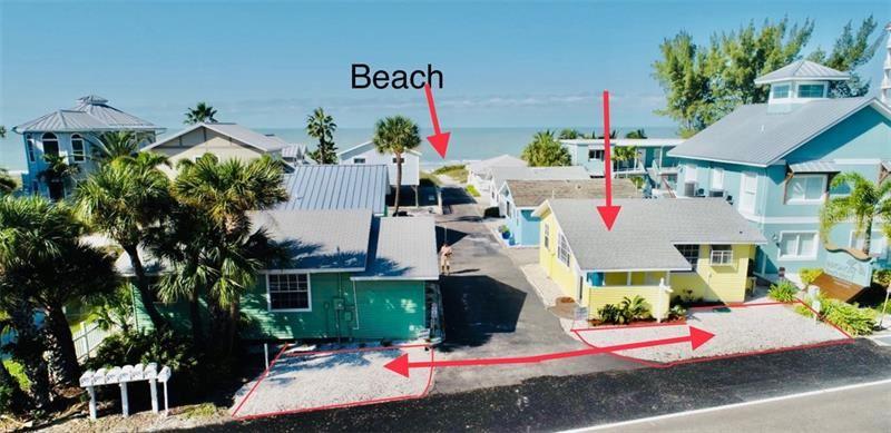 19718 GULF BOULEVARD #1, Indian Shores, FL 33785 - #: U8104624