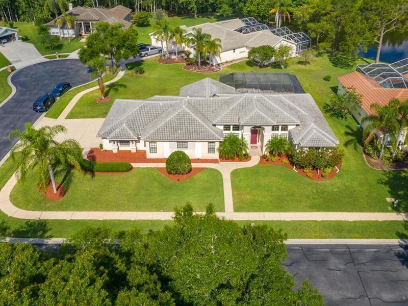 Photo of 1102 KINGS WAY LANE, TARPON SPRINGS, FL 34688 (MLS # U8121624)