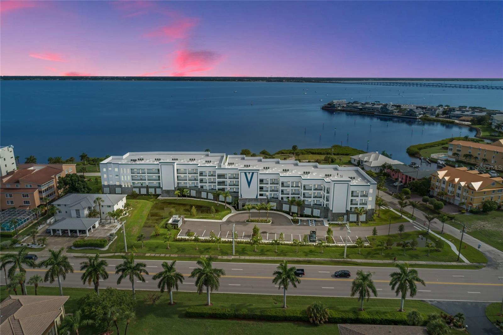 1425 PARK BEACH CIRCLE #1412, Punta Gorda, FL 33950 - #: C7445625